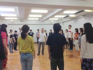 ドラマセラピーフェスティバル2014