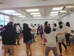 ドラマセラピーフェスティバル2014祝福