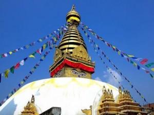 ネパール ブッダの祈り
