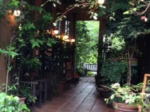 昨日は「ウォン・ウィンツァンの千年カフェ」の収録でした
